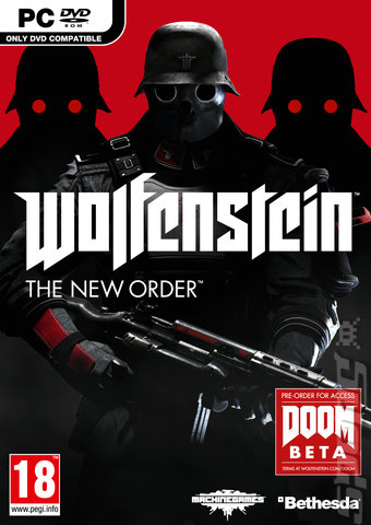 Wolfenstein: The New Order [Update 1] (2014) PC | RePack by xatab