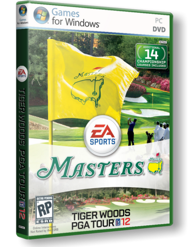 Tiger Woods PGA Tour 12: The Masters (2012) PC | Repack от R.G. ReCoding
