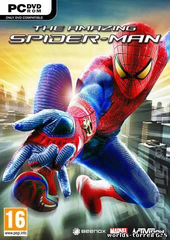 Скачать игру про человека паука через торрент