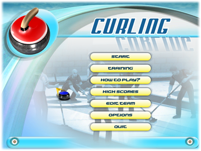 Curling (2007/PC/Eng)