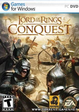 The Lord of the Rings: Conquest [RePack] [2009|Rus|Eng]