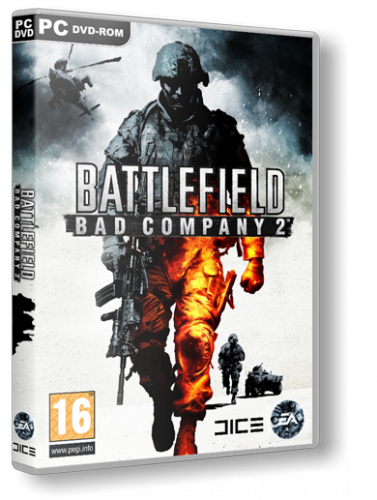Battlefield: Bad Company 2 Multiplayer [v.795745|Nexus2.0.7] (2010/PC/Rip/Rus) by TRIADA