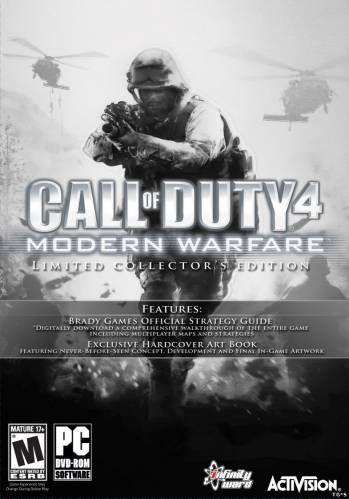 Call of Duty 4: Modern Warfare (2007) PC | RePack от Canek77