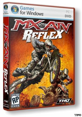MX vs ATV: Reflex (2010) PC | RePack от R.G. Механики