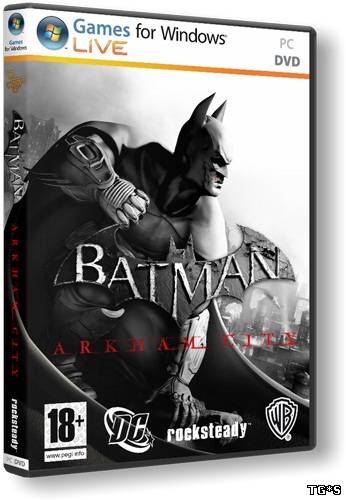 Batman: Arkham City (2011/PC//Rus)