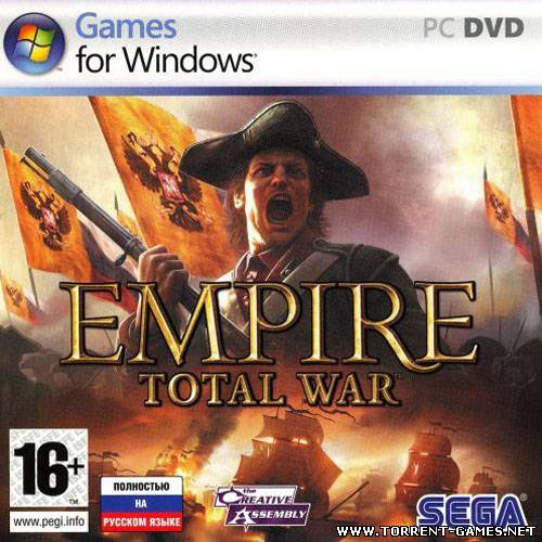 Empire: Total War (2009) PC | RePack by qoob