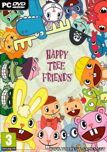 Happy Tree Friends: False Alarm (2008) PC | RePack от R.G. Origami