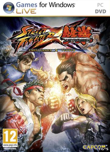 Street Fighter X Tekken кряк