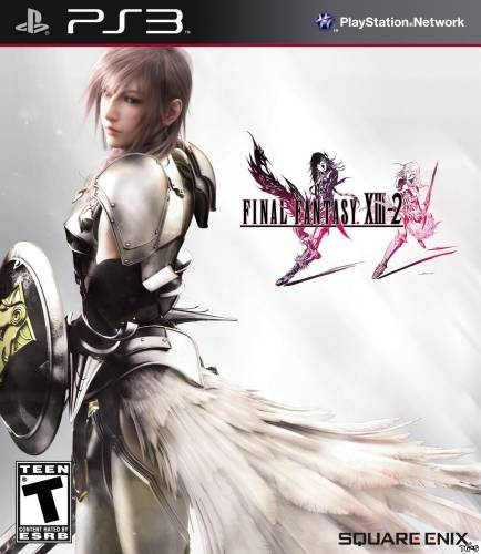 Final Fantasy XIII-2 +DLC (2012) [FULL] [ENG] [L] [3.55] by tg
