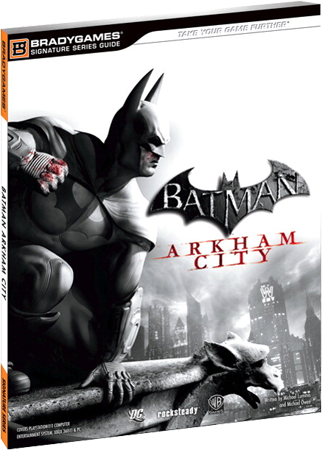 Batman: Arkham City + DLC (2011) PC | RePack