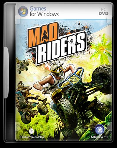 المتعة والاثارة لقيادة الدرجات النارية Riders (2012