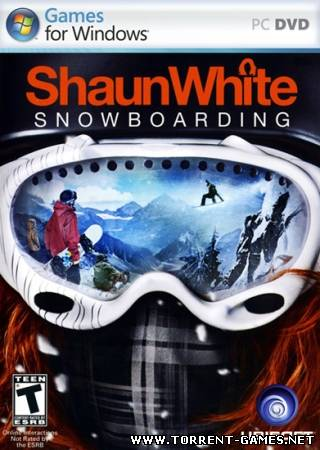 Shaun White Snowboarding (2009) PC | Лицензия by tg