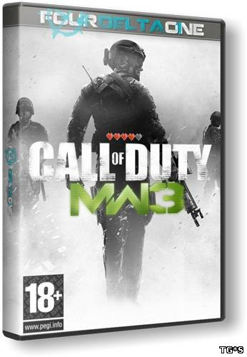 Call of Duty: Modern Warfare 3 [Multiplayer Only] [Four Delta One] (Activision) (ENG) [P]