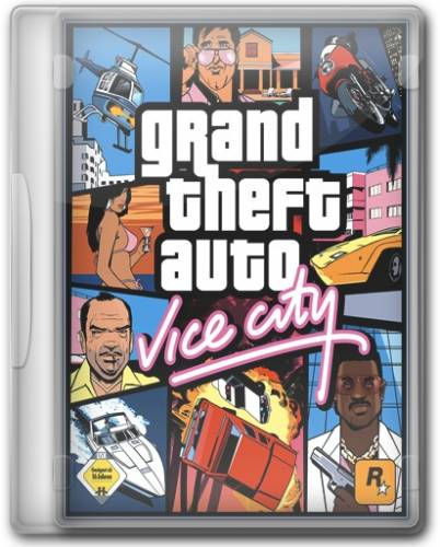 GTA / Grand Theft Auto: Vice City Deluxe (2005) PC | RePack от xGhost