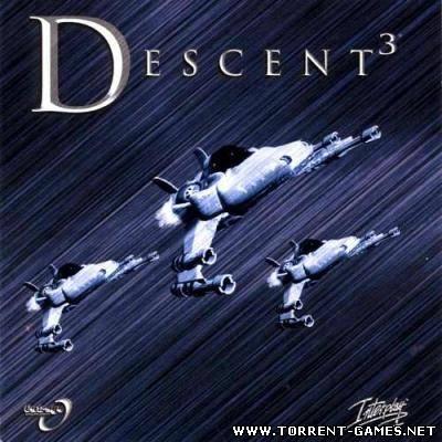 Десент 3: Возмездие / Descent 3: Retribution [ENG]