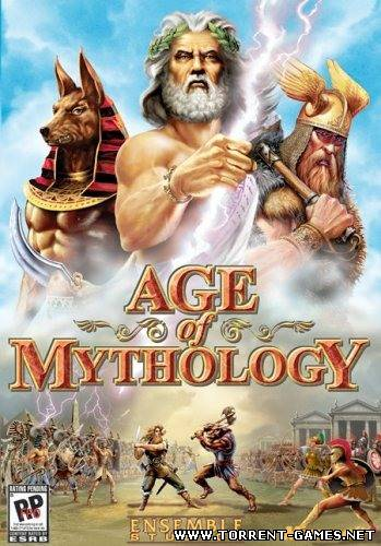 Age of Mythology + The Titans Expansion (2002-2003) (RUS) RePack от MOPO3OB
