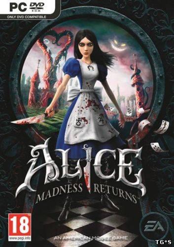 Алиса Безумие Возвращается скачать