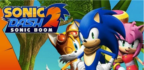 Sonic Dash 2: Sonic Boom [v1.1.3] (2015) Android