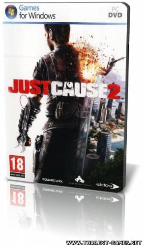 Just Cause 2 Compete Edition [2010, RUS(MULTI), L] PROPHET