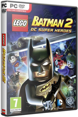 LEGO Batman 2: DC Super Heroes (2012) PC | RePack от R.G. Element Arts