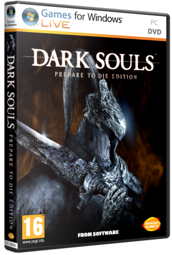 Dark Souls: Prepare to Die Edition (2012) PC | Steam-Rip от R.G. GameWorks