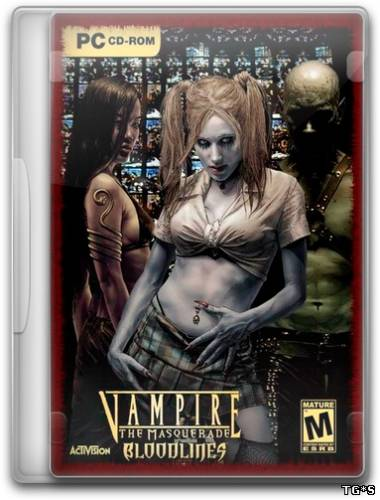 Vampire: The Masquerade Bloodlines (2013) PC by tg