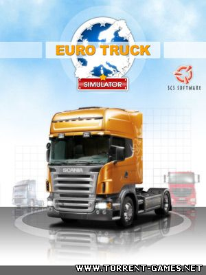Euro Truck Simulator [2008] PC [Русская Версия]