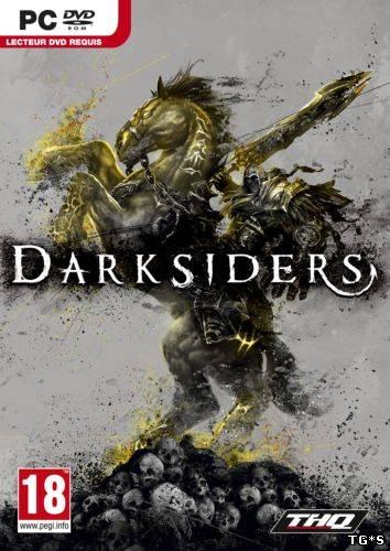 لعبة الاكشن والاساطير الرائعة Darksiders: Wrath of War ENG