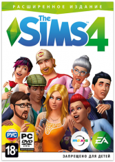 The Sims 4: Deluxe Edition (2014) xatab